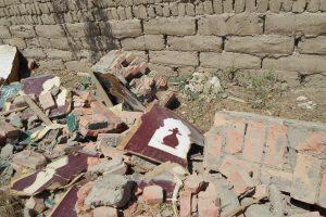 Moscheen in Xinjiang zerstört