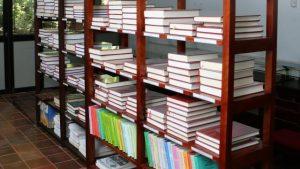 Buddhistische Bücher (Internet-Bild)