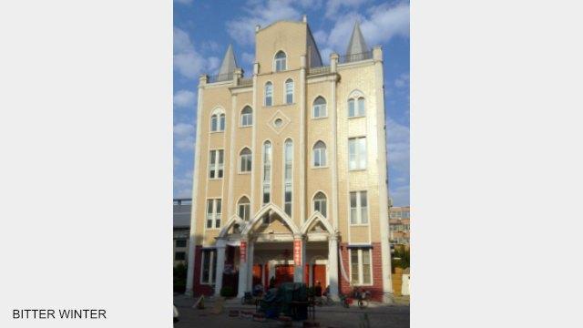 christliche Kirchen