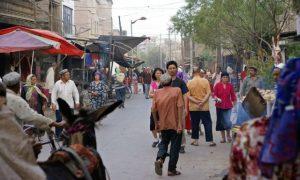 Uiguren, Xinjiang
