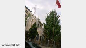 Sinifizierung: Kirchen werden zu KPCh-Clubs
