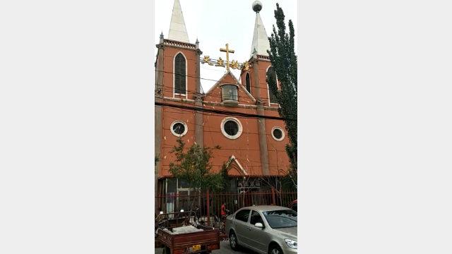 Katholische Untergrundkirchen