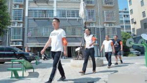 Kulturrevolution, China, Roten Armbinden