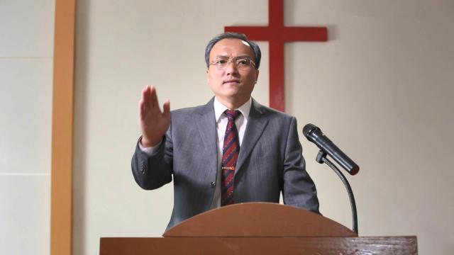 Priester der Drei-Selbst Kirche