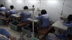Zwangsarbeit in Gefängnissen