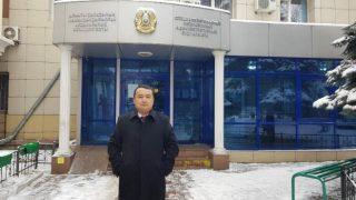 Kasachischer Aktivist zu einem falschen Geständnis gezwungen