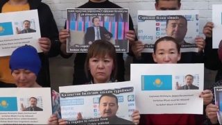 Meinungsfreiheit für Sayragul Sauytbay und Serikzhan Bilash, wenn diese die Grausamkeiten gegen ethnische Kasachen in China anprangern