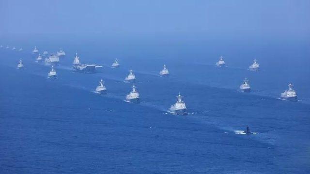 Maritime Militärparade