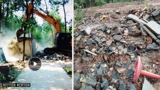 Dorfbewohner Opfer brutaler Vergeltungsmaßnahmen, weil er einen korrupten Beamten gemeldet hat