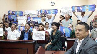 Kasachstan: Serikzhan Bilash steht vor Gericht