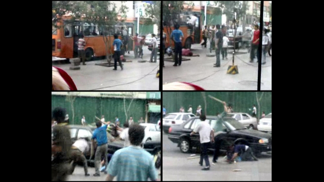 Urumqi Massaker 2009