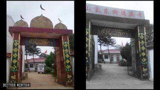"""Hui-Viertel werden """"sinisiert"""" –unter den Bewohnern nimmt  die Angst zu"""