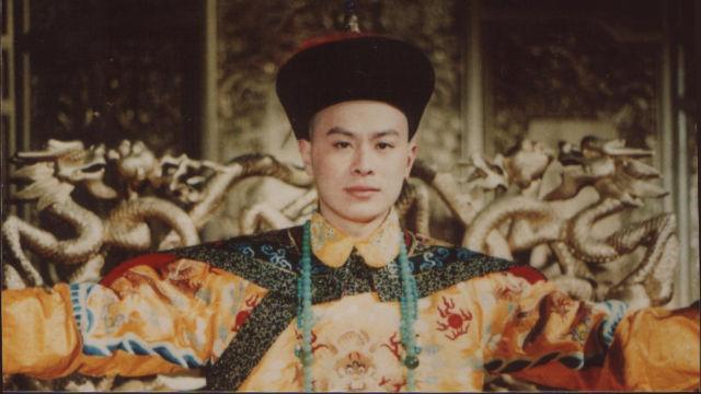 Jia in dem Film Der Ehrenwerte und Reine Beamte Chenglong