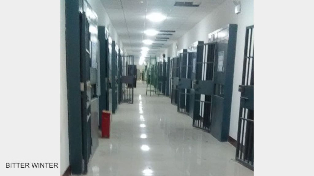 Lager sind Gefängnisse