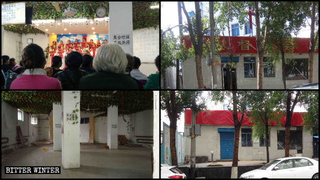 Sowohl die Hauskirchen als auch die Treffpunkte von Tree-Self waren Opfer der Antireligionskampagne der Regierung.