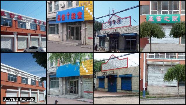 Zahlreiche Versammlungsstätten wurden geschlossen