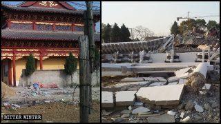 In Vorbereitung auf internationales Sportevent in Wuhan: Buddhisten unterdrückt