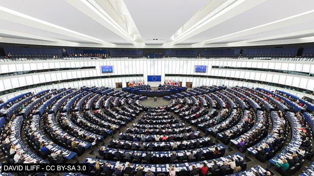 Europäisches-Parlament
