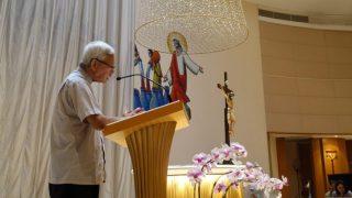 """Der Druck auf """"widerspenstige"""" Katholiken unter den Protesten in Hongkong nimmt zu"""