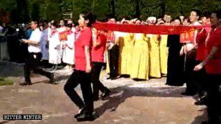 Wenn Christen kommunistische Lieder singen