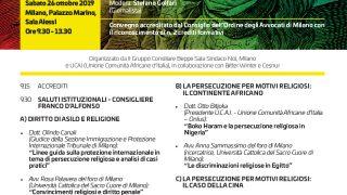 Persecuzioni religiose e diritto di asilo