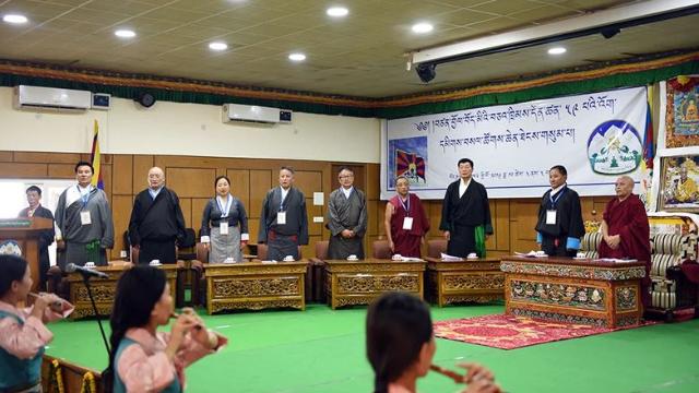 3. Sonderversammlung in Dharamshala
